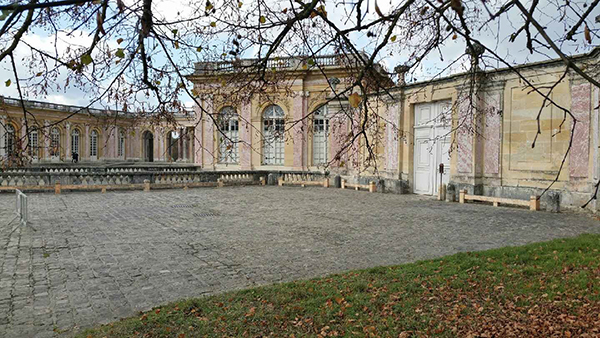 Palais de justice Versailles
