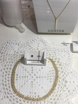 Collection de bijoux Agatha