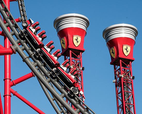 Ferrari Land_PortAventura World