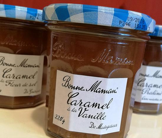 Caramel est la nouvelle gamme signée Bonne Maman.