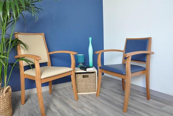 Deux chaises Liza