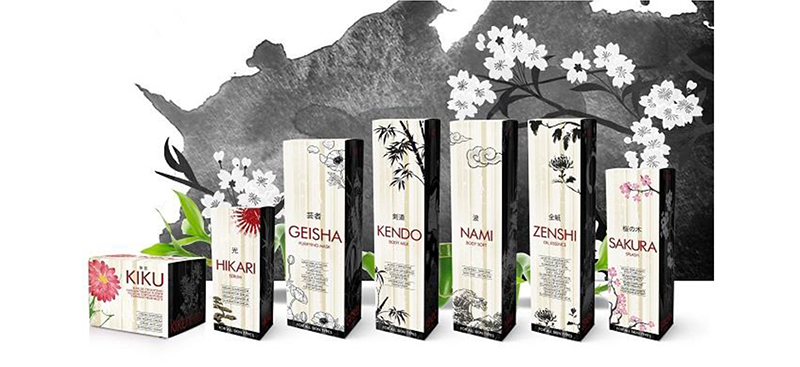 Gamme Cosmeto Nature