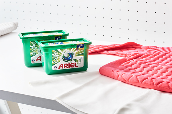 Lessive Ariel