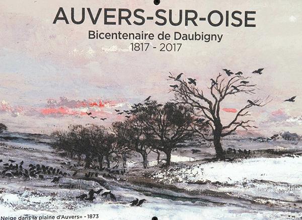 le Gué, eau forte 1865- Charles François Daubigny