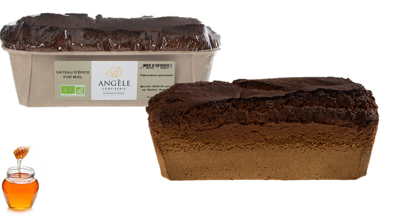 Confiseries Bio cake