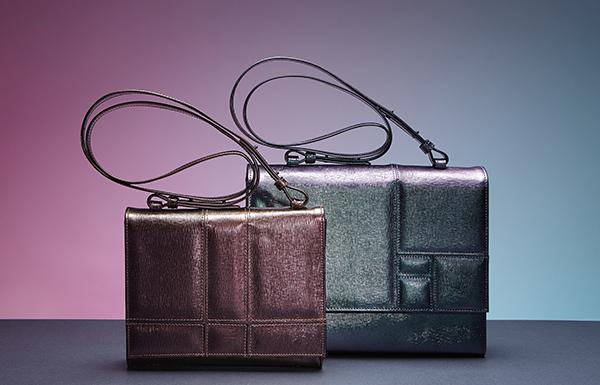 La maroquinerie de luxe purplerain