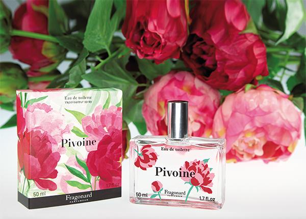 Le parfum à la Pivoine