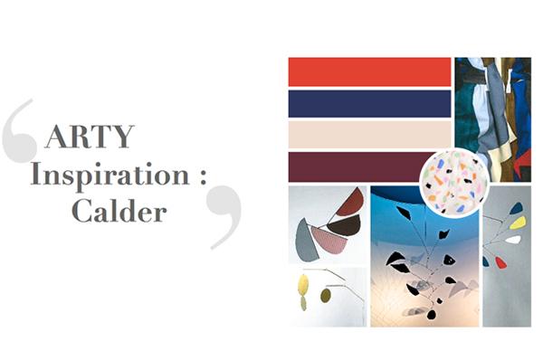 ARTY inspiration Calder