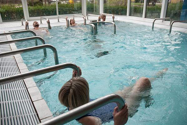 Gym en eau profonde