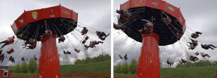 Le Parc du Petit Prince promet cette saison plus de sensations et de fun avec deux nouvelles attractions à sensation.