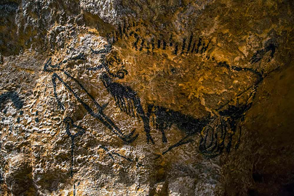 Lascaux IV Visite de la Grotte