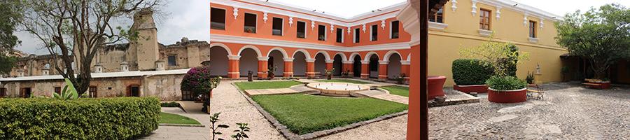 Palais Musée d'Antigua