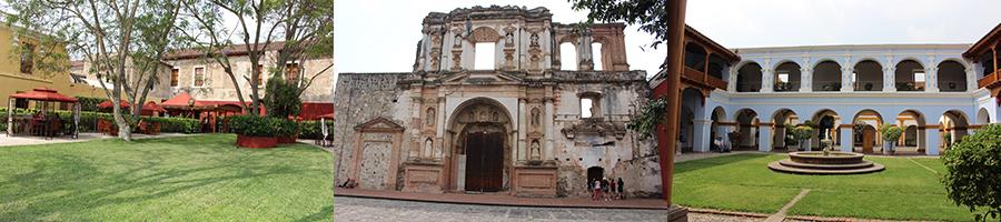 Antigua Eglise en ruine