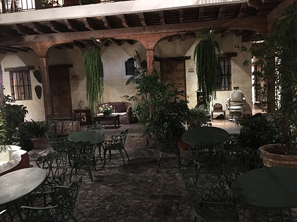 El Hotel Mesón de María