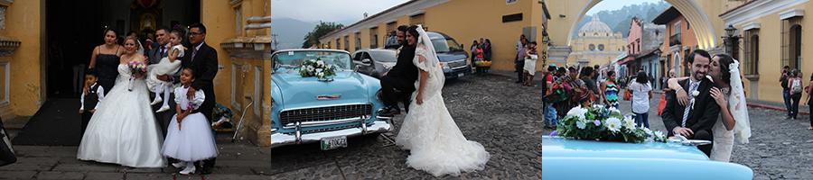 Deux mariage à Antigua