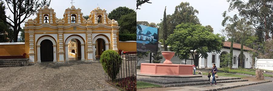 Antigua centre ville