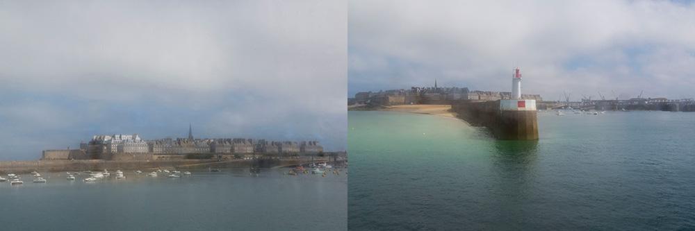 Au départ de Saint Malo
