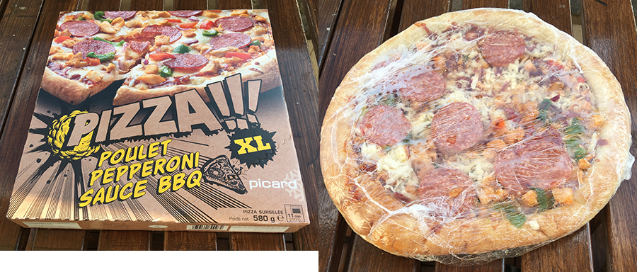 Pizza XL