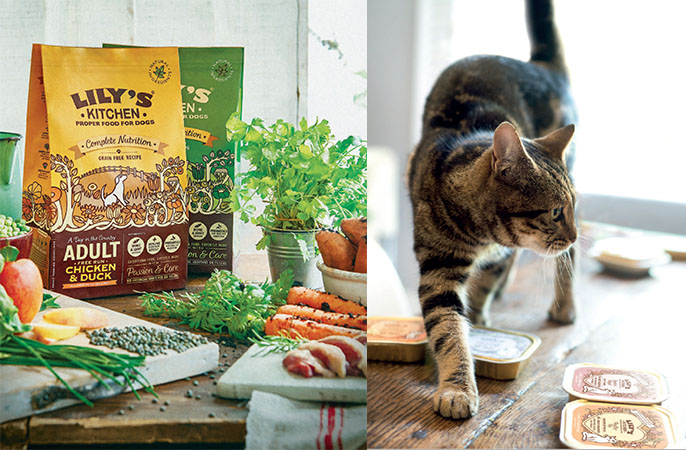 recettes Lily's Kitchen