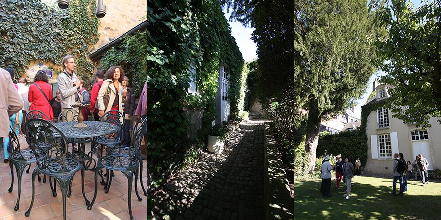 Entre Cours et Jardins