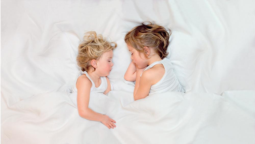 Enfants qui dorment
