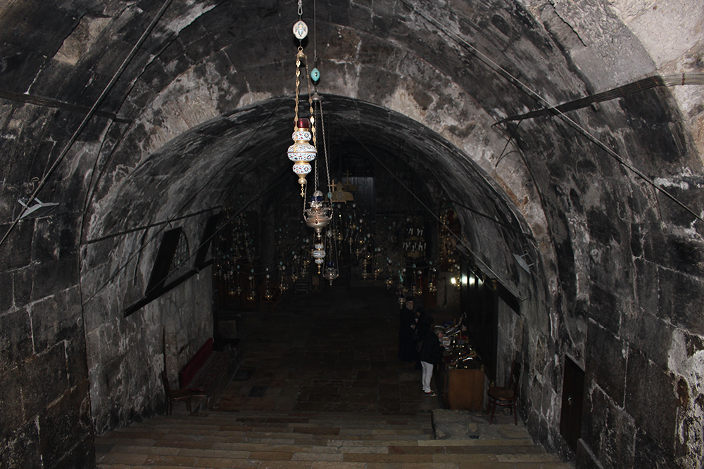 Jérusalem Eglise