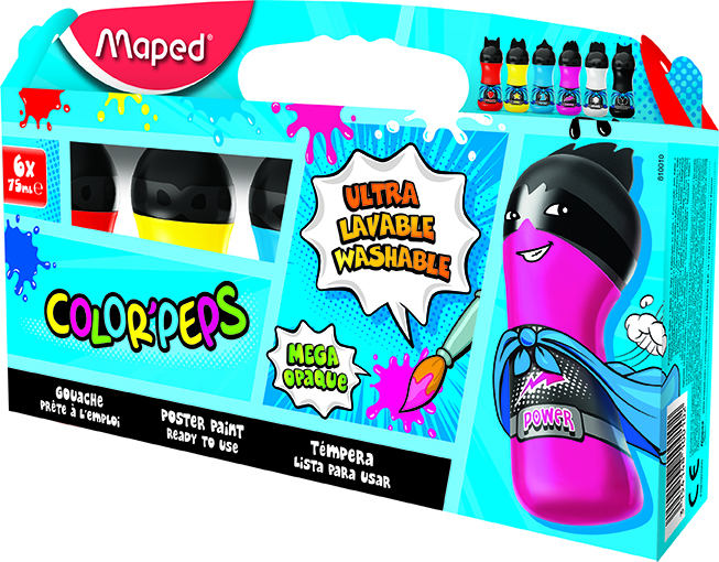 Les Color'Peps de Maped