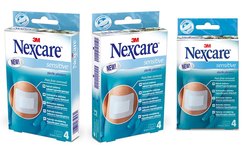 Nexcare Sensitive