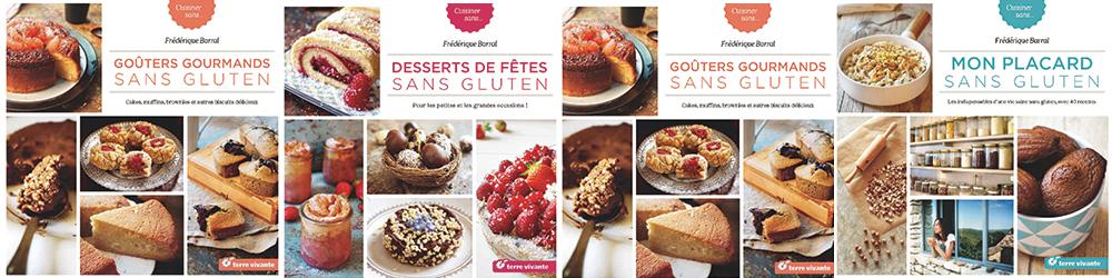 Livres Sans Gluten