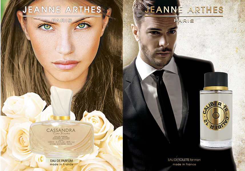 Parfums Jeanne Arthes