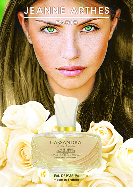 Cassandra Roses Blanches