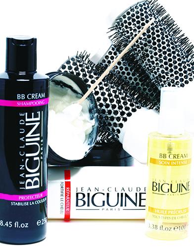 soins des cheveux Jean-Claude Biguine