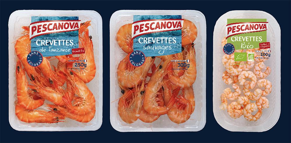 Crevettes Pescanova