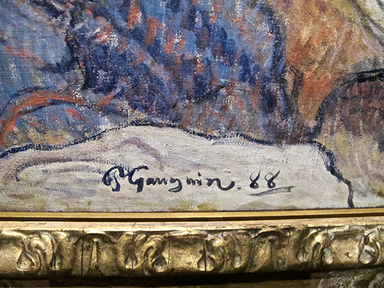 Gauguin 88