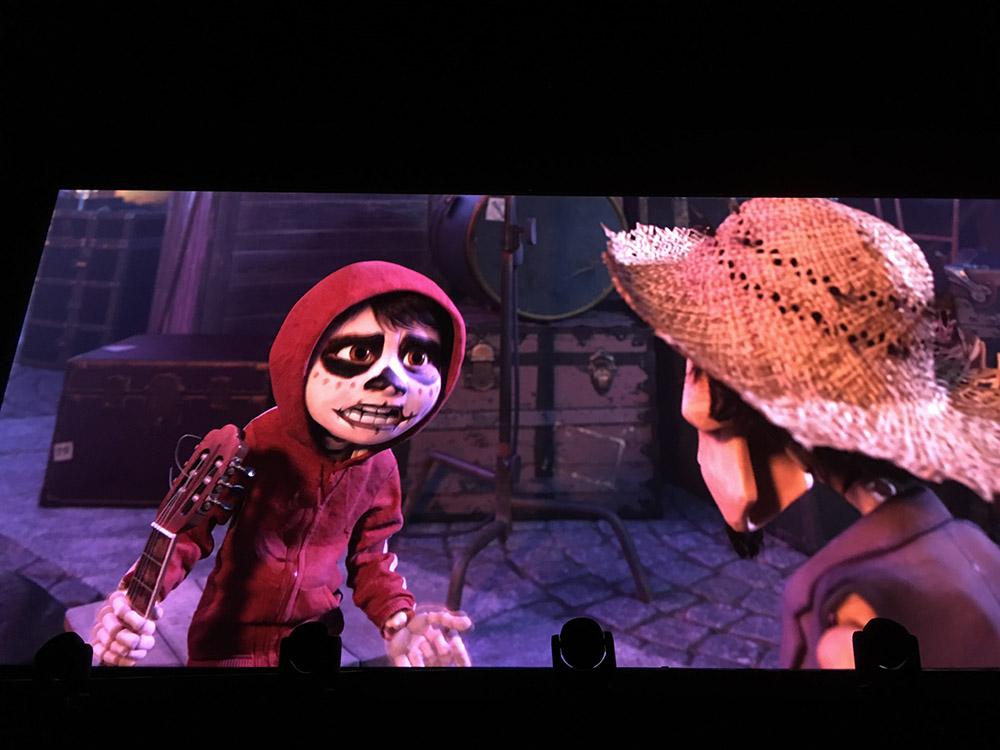 Miguel et son ami Hector