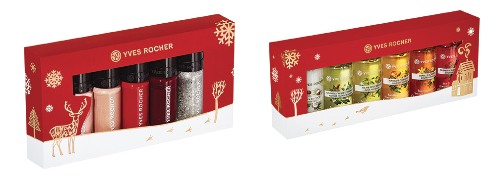 Le Petit Chaperon rouge :  Collection Noël Yves Rocher