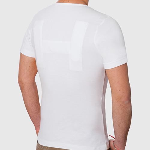 Le tee-shirt T DROIT