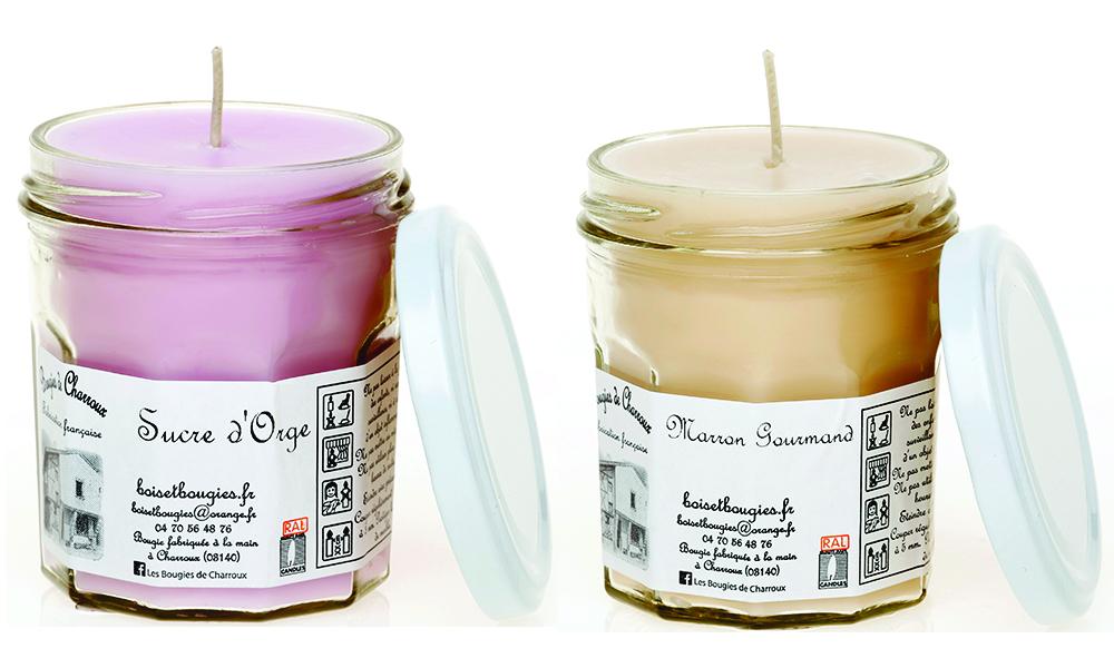 Les Bougies de Charroux