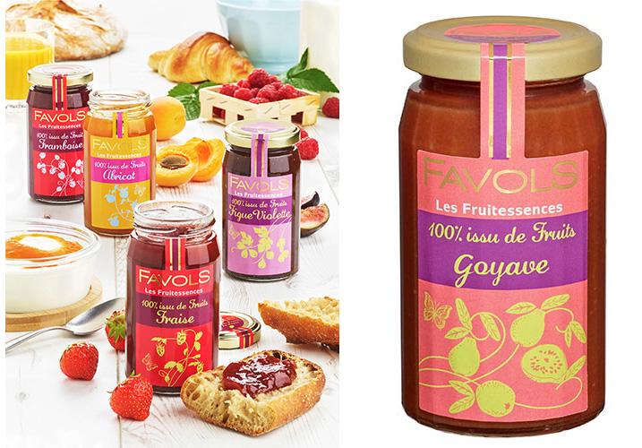 Les Fruitessences 100% fruits
