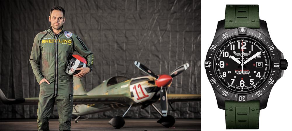 MIKA BRAGEOT présente la nouvelle Colt Skyracer.