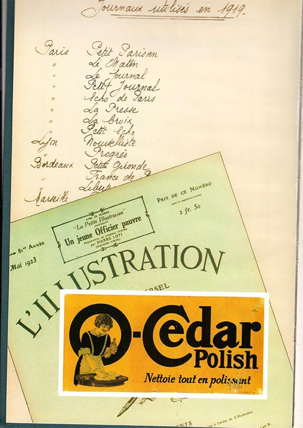 O'Cedar affiche