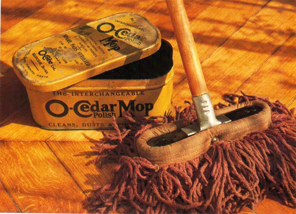 Balais O'Cedar