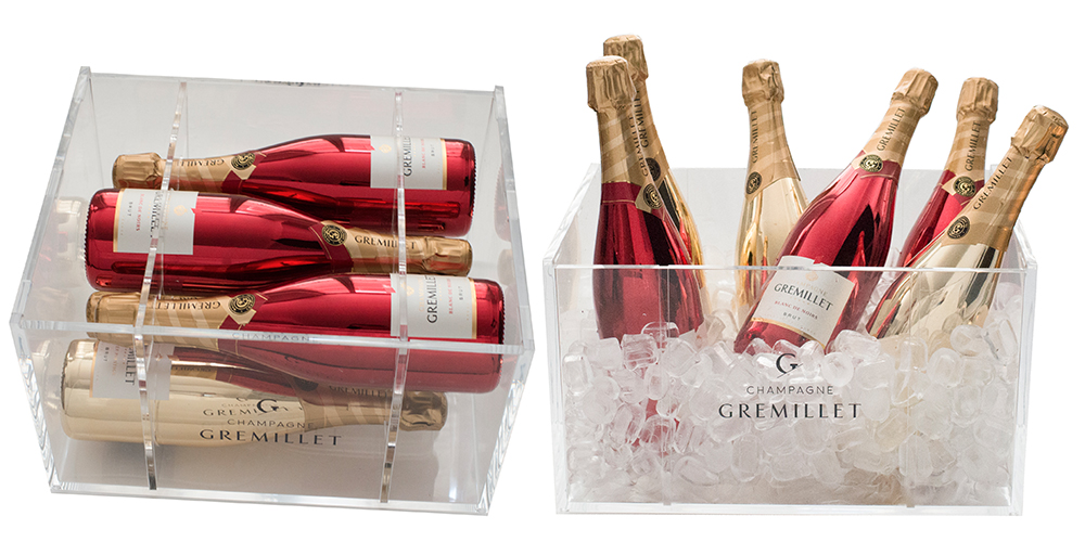 Champagnes Red et Gold