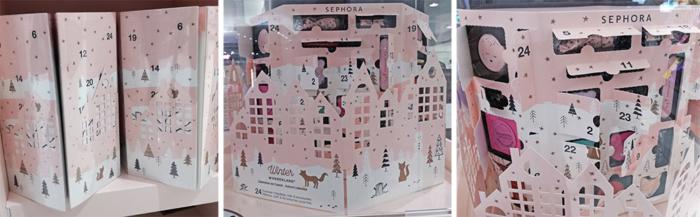 Pour patienter jusqu'aux fêtes, Sephora Collection lance Winter Wonderland, un calendrier de l'Avent féerique contenant 24 surprises beauté.