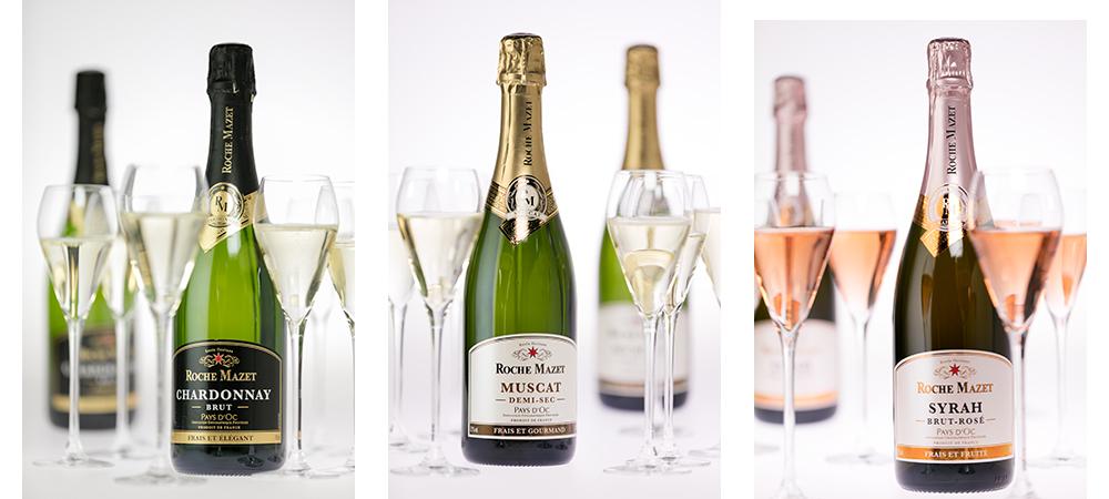 Vins pétillants Roche Mazet