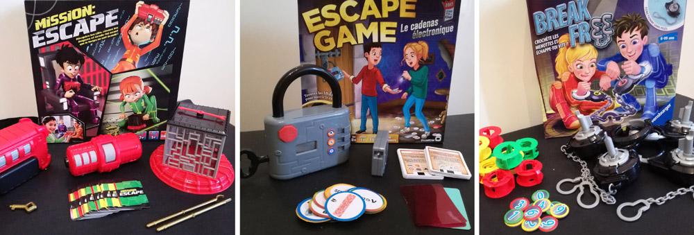 Les Escape Games se déclinent en jeu de société pour les enfants