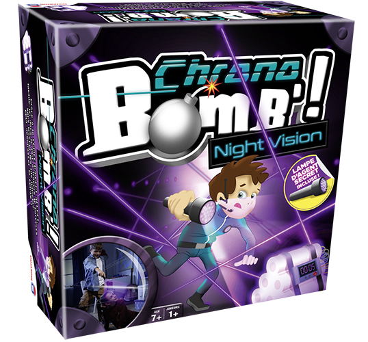 Chrono Bomb'Night Vision