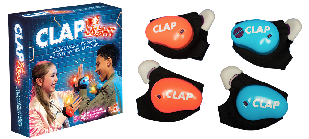 Clap The Light