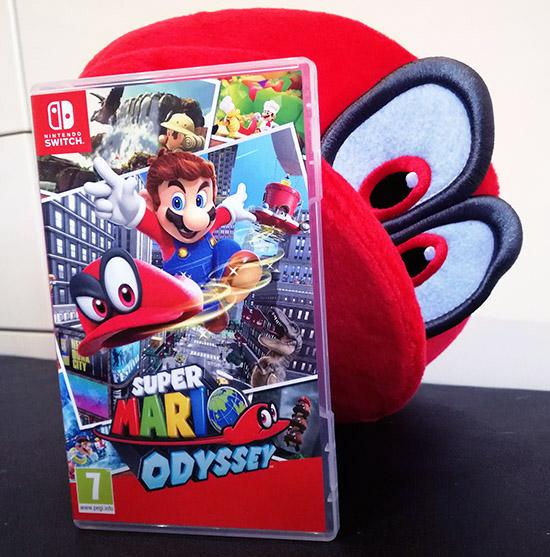 La toute nouvelle aventure de Mario en 3D, Super Mario Odyssey, est sortie le 27 octobre dernier en exclusivité sur Nintendo Switch.