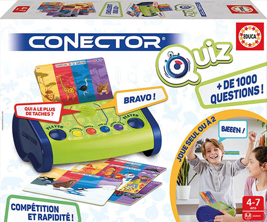 Conector Quiz